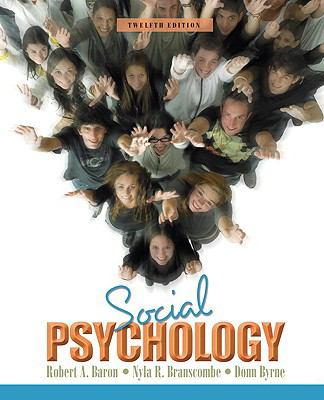 MyPsychLab with E-Book Student Access Code Card for Social Psychology (standalone) (12th Edition)