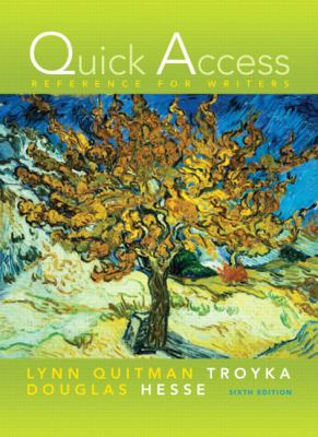 Quick Access Reference for Writers (6th Edition)