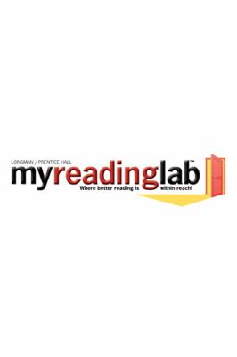 MyReadingLab Student Access Code Card (Standalone)