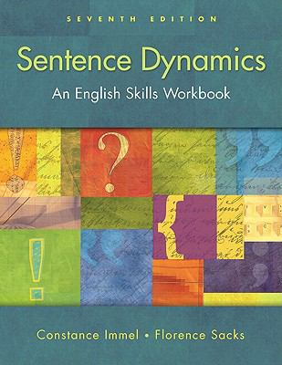 Sentence Dynamics (with MyWritingLab Student Access Code Card)