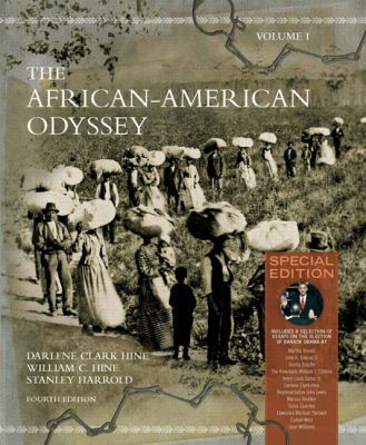 The African-American Odyssey: Special Edition, Volume 1