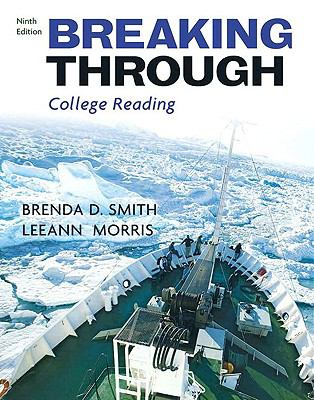 Breaking Through (with MyReadingLab Student Access Code Card)