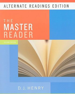 Master Reader, The, Alternate Reading Edition (2nd Edition)
