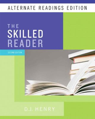 Skilled Reader, The,  Alternate Reading Edition (2nd Edition)