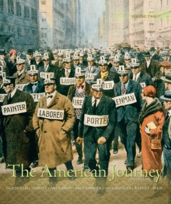 The American Journey: Update Edition, Volume 2