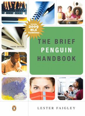 Brief Penguin Handbook,The: MLA Update