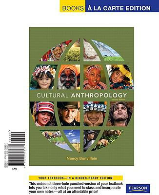 cultural anthropology book report Start studying chapter 13: method and theory in cultural anthropology (book notes) learn vocabulary, terms, and more with flashcards, games, and other study tools.