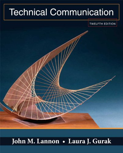 Technical Communication (12th Edition)