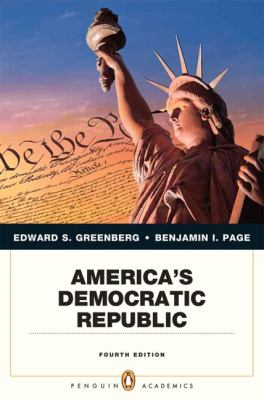 America's Democratic Republic (4th Edition)