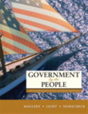 Government by the People, 2011 National, State, and Local Edition (24th Edition)