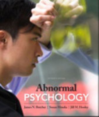 Abnormal Psychology Plus NEW MyPsychLab -- Access Card Package (15th Edition)