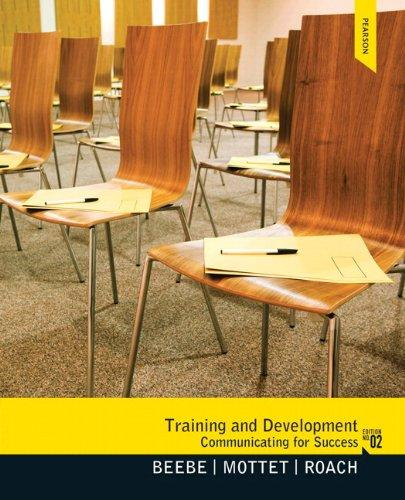 Training & Development: Communicating for Success Plus MySearchLab with eText -- Access Card Package (2nd Edition)