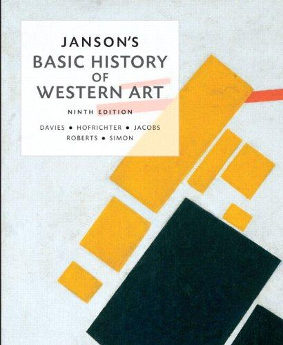 Janson's Basic History of Western Art Plus NEW MyArtsLab with eText -- Access Card Package (9th Edition)