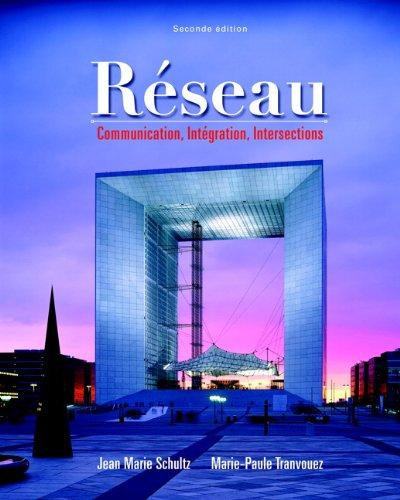 Rseau with MyFrenchLab (multi semester access) -- Access Card Package (2nd Edition)