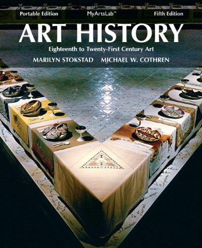 Art History Portables Book 6: 18th - 21st Century Plus NEW MyArtsLab with eText -- Access Card Package (5th Edition)