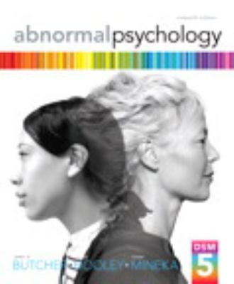 Abnormal Psychology Plus NEW MyPsychLab with eText -- Access Card Package (16th Edition)