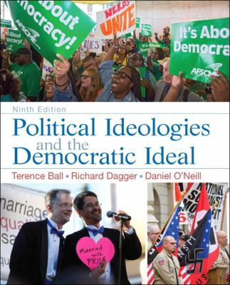 Political Ideologies and the Democratic Ideal Plus MySearchLab with Pearson eText -- Access Card Package (9th Edition)