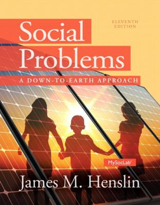 NEW MySocLab with Pearson eText -- Standalone Access Card -- for Social Problems: A Down to Earth Approach (11th Edition)