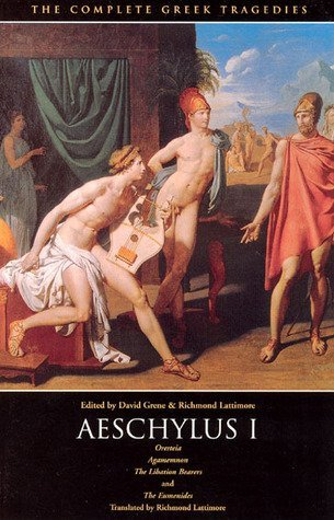 Aeschylus One Oresteia, Agamemnon, the Libation Be