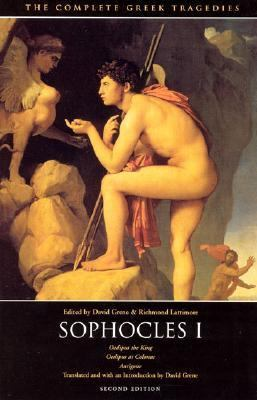 Sophocles I Oedipus the King, Oedipus at Colonus, Antigone