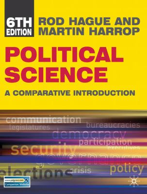 Political Science (North American edition): A Comparative Introduction (Comparative Government and Politics)
