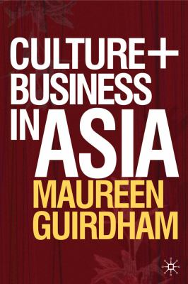 Culture and Business in Asia - Guirdham, Maureen pdf epub