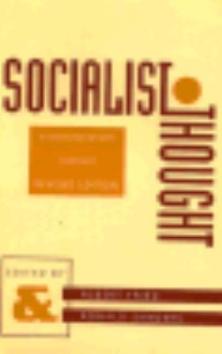 Socialist Thought A Documentary History