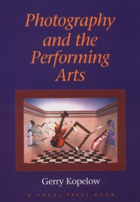 Photography and the Performing Arts