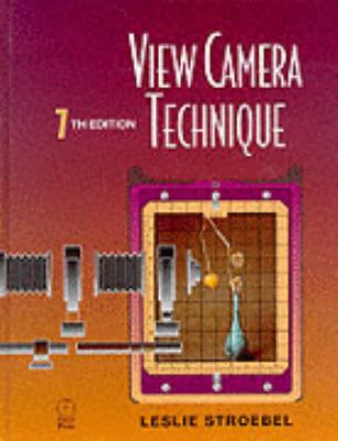 View Camera Technique