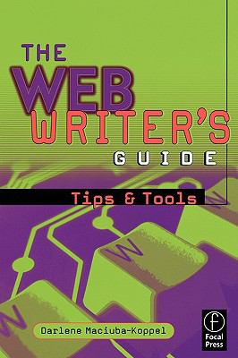 Web Writer's Guide