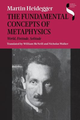 Fundamental Concepts of Metaphysics World, Finitude, Solitude