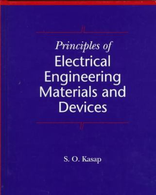 Principles of Electrical Materials and Devices