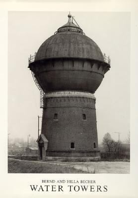 Water Towers - Bernd Becher - Hardcover