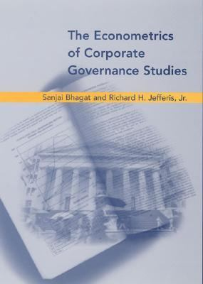 Econometrics of Corporate Governance Studies