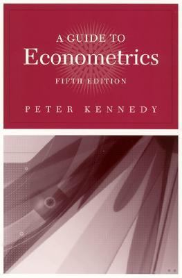 Guide to Econometrics