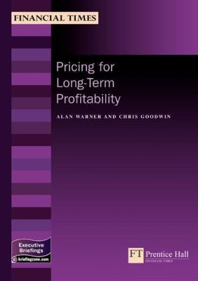 Pricing For Long-term Profitability