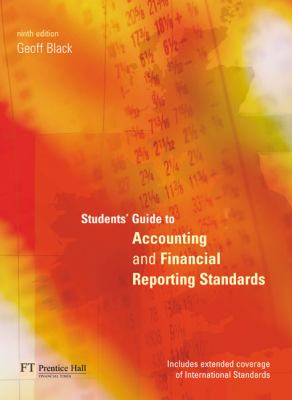 Student's Guide to Accounting & Financial Reporting Standards