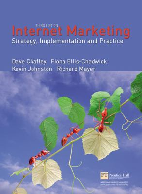 Internet Marketing Strategy, Implementation And Practice