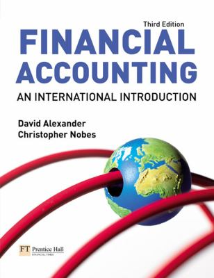 Financial Accounting, an International Introduction