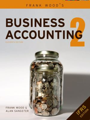 Frank Wood's Business Accounting Vol. 2, 11th edition