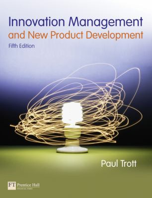 Innovation Management and New Product Development (5th Edition)
