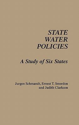 State Water Policies A Study of Six States