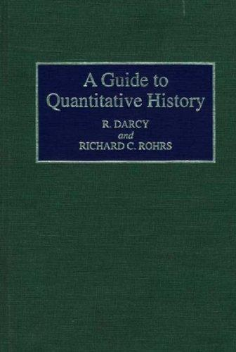 A Guide to Quantitative History