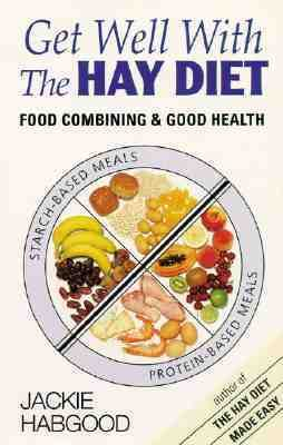 Get Well With the Hay Diet Food Combining and Good Health With More Help for Medically Unrecognised Illness