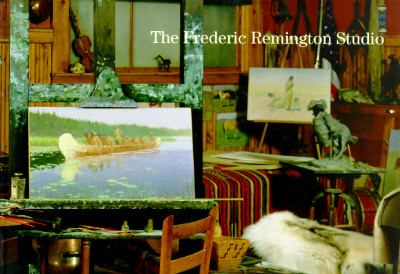 Frederic Remington Studio - Peter H. Hassrick - Paperback