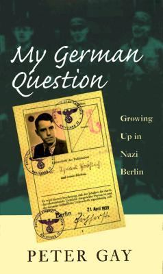 My German Question Growing Up in Nazi Berlin