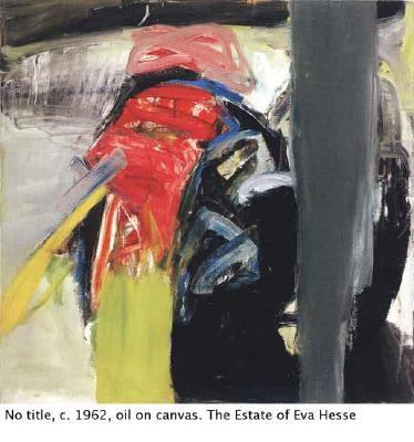 Eva Hesse Catalogue Raisonne