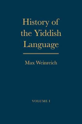 History of the Yiddish Language
