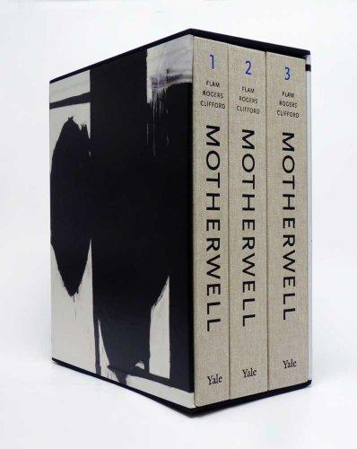 Robert Motherwell Paintings and Collages: A Catalogue Raisonn, 1941-1991 (3 Vol Set)