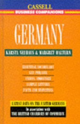 Business Companions: Germany - Karsta Neuhaus - Hardcover - REV